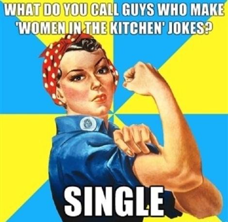 single joke